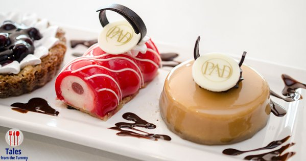 Park Avenue Desserts in Paseo de Magallanes
