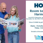 Join Bryan and Sarah Baeumler at the #HGTVHomeCA Twitter Party Oct 5th 8pm EST