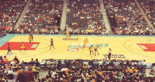 Atlanta Dream Los Angeles