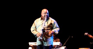 Jazz great Gerald Albright talks to Tall Boy