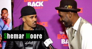 Shemar Moore talks exclusively to Tall Boy