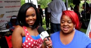 Reality stars Ms. Juicy & Monie Cashette