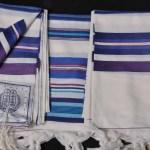 Bnei Ohr Tallit Blue