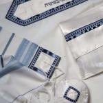 Handmade Tallit Set