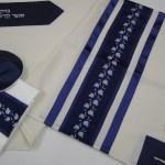 Wool Galilee Silks Tallit