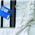 Lightweight Tallit - 100% Wool