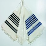 Buy Blue-Striped Tallit