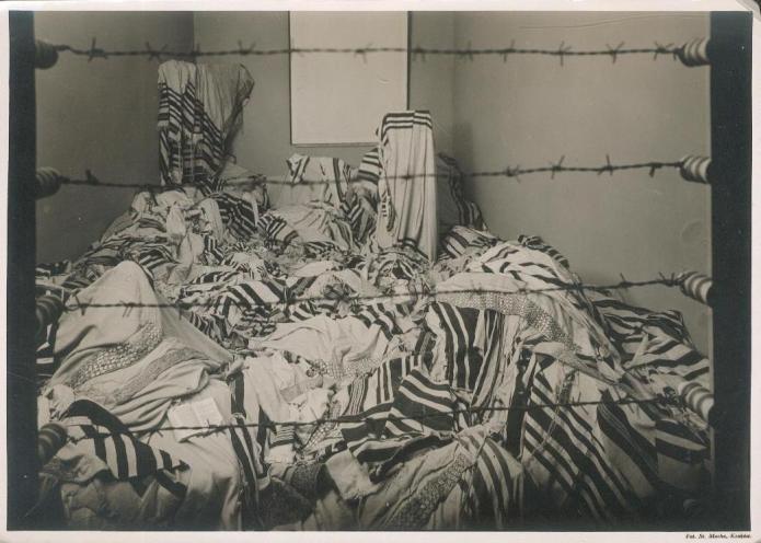Tallit Room at Auschwitz