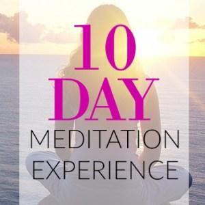 Loving Meditation Experience 10 Meditation Bundle