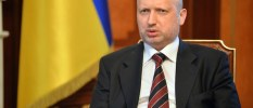 UKRAINE-RUSSIA-UNREST-TURCHYNOV
