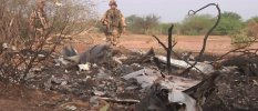 Mali confirms Air Algerie plane wreckage found
