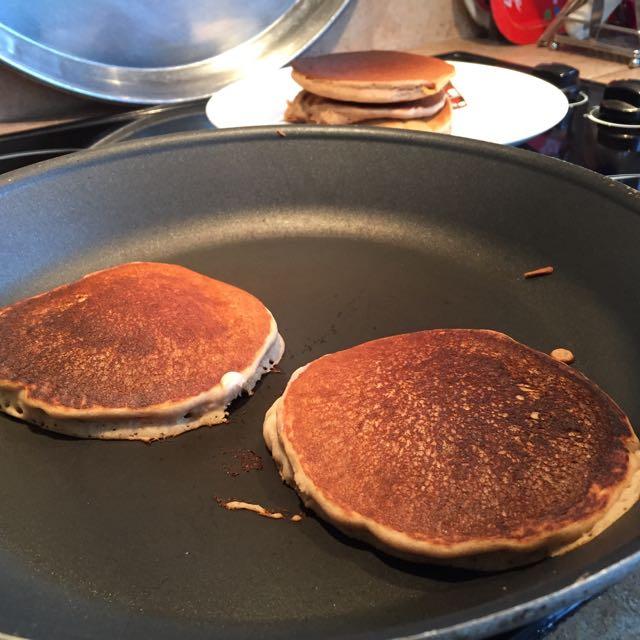 pancakes la ch taigne vegan et sans gluten tambouille d lices. Black Bedroom Furniture Sets. Home Design Ideas