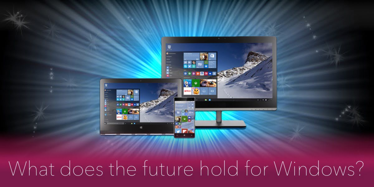 What does the future hold for Microsoft