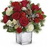 Woodland Winter Bouquet by Tammys Floral