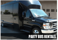 party bus rentals tampa