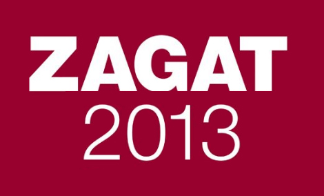 Zagat Award 2013