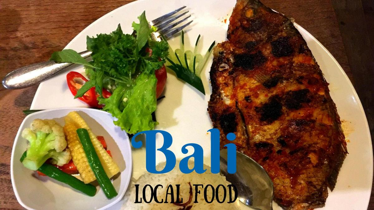 Five places for best local food in Bali – That Indian Couple