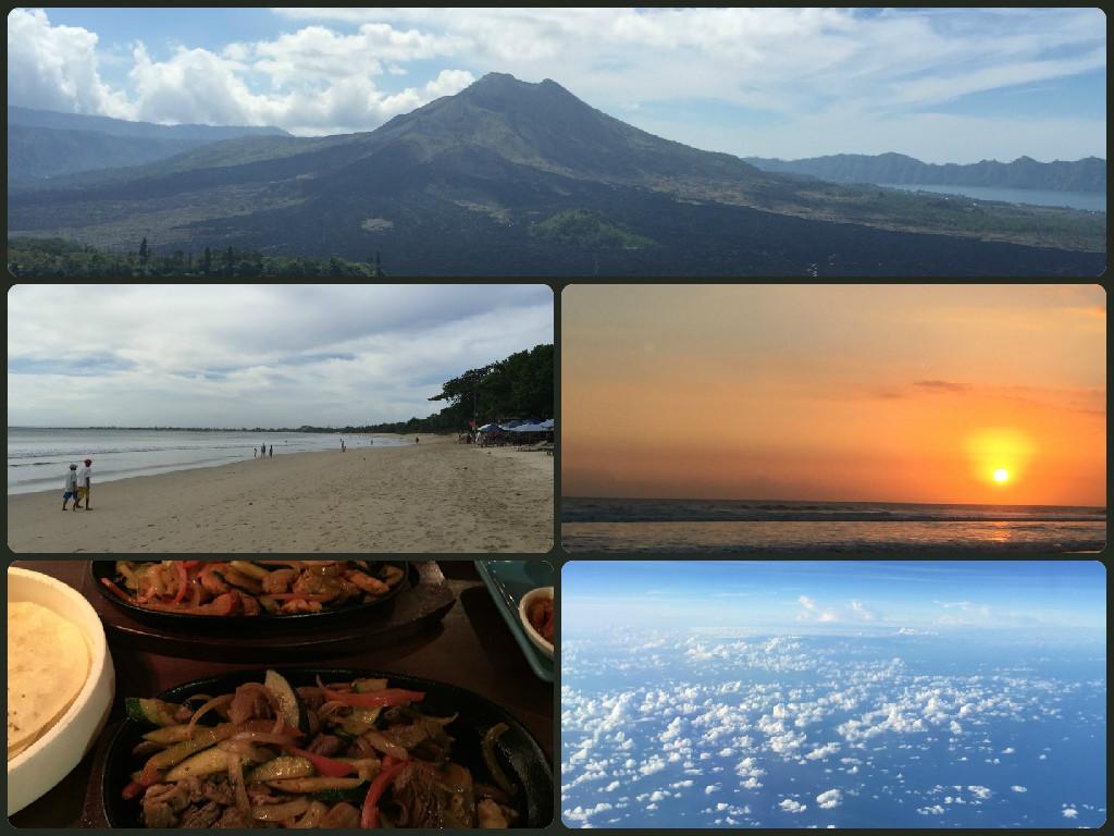 Highlights of my Bali trip