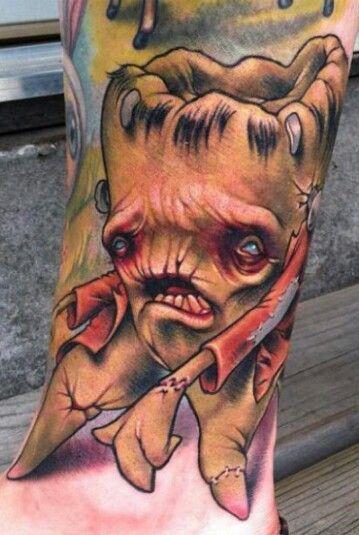 Dental tattoo