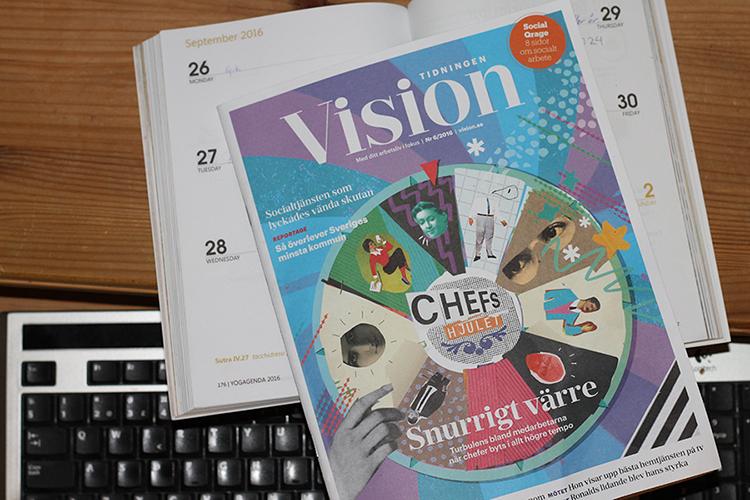 Tidningen Vision