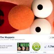 The Muppets on Facebook