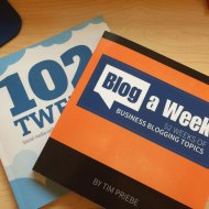 Online marketing book and consultation giveaway