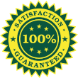 Tane Electric seal of 100% guaranteed satisfaction. Provided by our highly trained electricians.