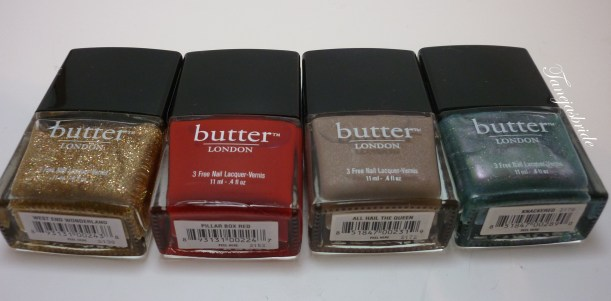 butterLONDONprizepackage