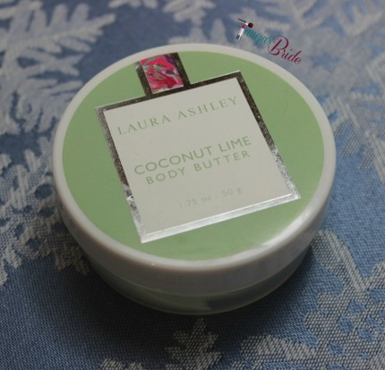 LauraAshleyCoconutLimeBodyButter