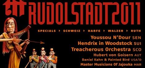 Plakat Rudolstadt 2011