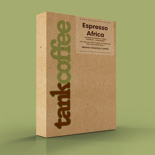 Espresso Africa - (400g)