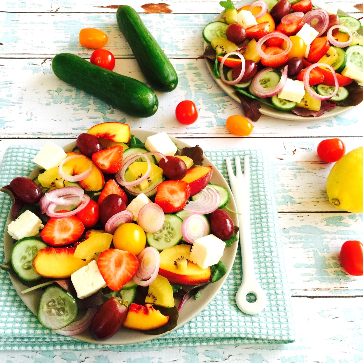 Ultimate summer salad