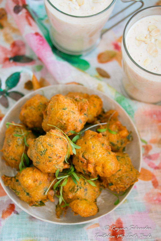 how to make corn fritters without flour