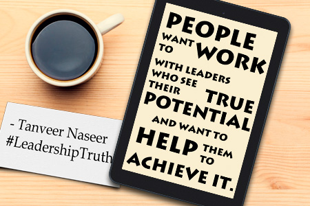 Leadership expectations and employee potential