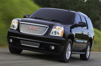 GMC Yukon   General Motors Brands  News   Accessories GMC Yukon Review