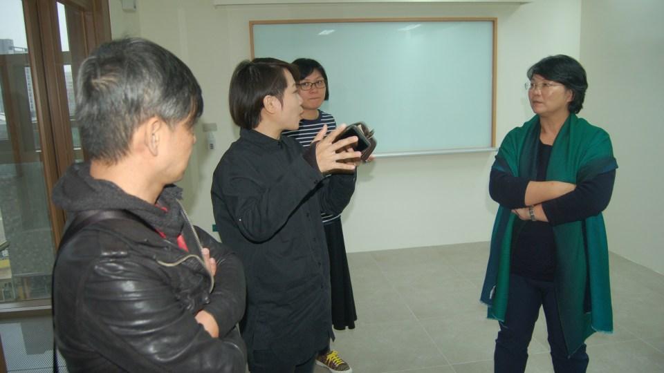 駐村藝術家大會師 活化空間成共識