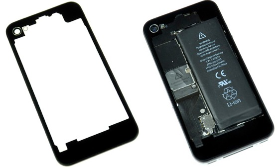 iPhone 4S Glass Back Replacement Now Available From iFixit