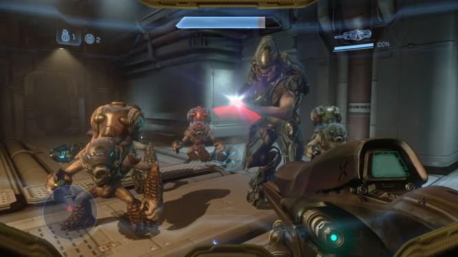 Halo 4 Mission 1