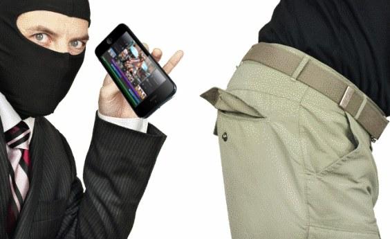 iPhone 5 Crime: Five Finger Discounts Spread