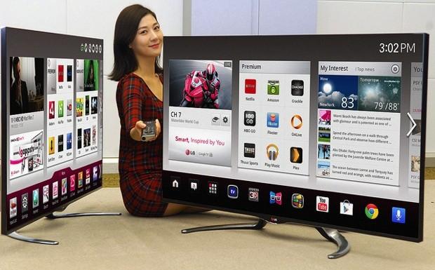LG 2013 Google TV