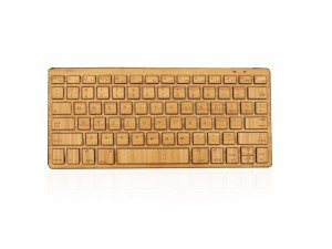 Bluetooth Bamboo Keyboard