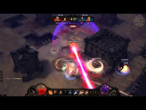 Diablo III PvP