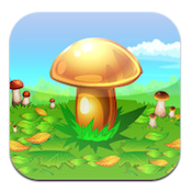 mushroomers iphone game