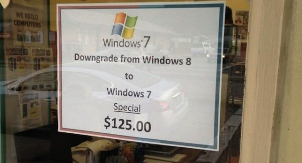 Hate Windows 8? Pay to Make It Go Away