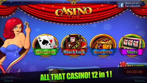 casino live iphone game