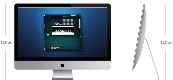 Haswell iMac to Ship Late August