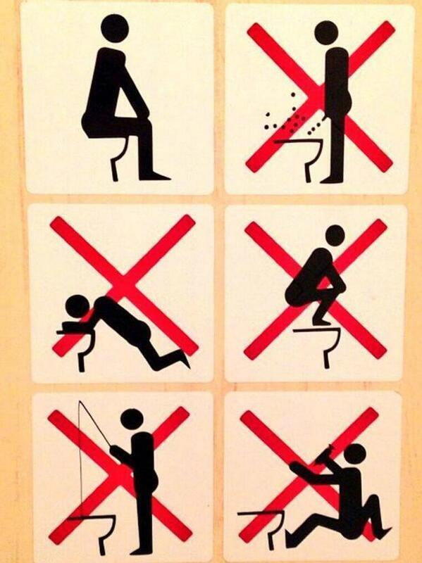No Fishing in Sochi Toilets #SochiFail