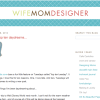 the blogging game :: wifemomdesigner