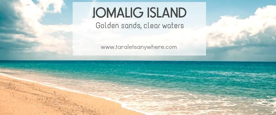 Quezon's hidden treasure: Golden sands in Jomalig island