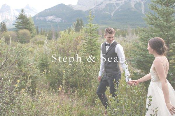 Steph & Sean